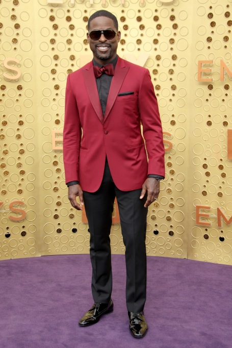 Sterling K. Brown71st Annual Primetime Emmy Awards, Arrivals, Microsoft Theatre, Los Angeles, USA - 22 Sep 2019