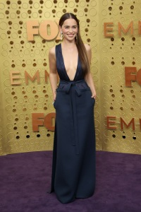 Emilia Clarke71st Annual Primetime Emmy Awards, Arrivals, Microsoft Theatre, Los Angeles, USA - 22 Sep 2019