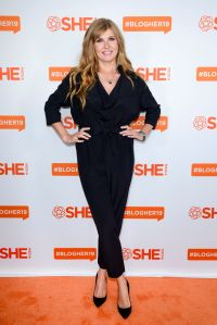 Connie Britton#BlogHer19 Creators Summit at Brooklyn EXPO Center, New York, USA - 18 Sep 2019