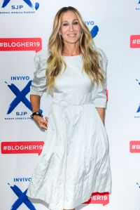 Sarah Jessica Parker#BlogHer19 Creators Summit at Brooklyn EXPO Center, New York, USA - 18 Sep 2019