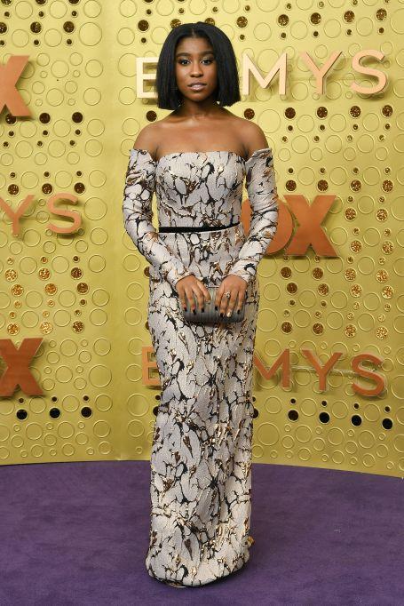 Lyric Ross71st Annual Primetime Emmy Awards, Fashion Highlights, Microsoft Theatre, Los Angeles, USA - 22 Sep 2019Wearing Rubin Singer