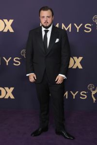 John Bradley arrives at the 71st Primetime Emmy Awards, at the Microsoft Theater in Los Angeles71st Primetime Emmy Awards - Arrivals, Los Angeles, USA - 22 Sep 2019