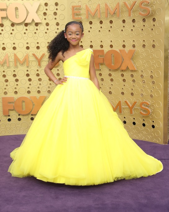 Faithe Herman71st Annual Primetime Emmy Awards, Arrivals, Microsoft Theatre, Los Angeles, USA - 22 Sep 2019