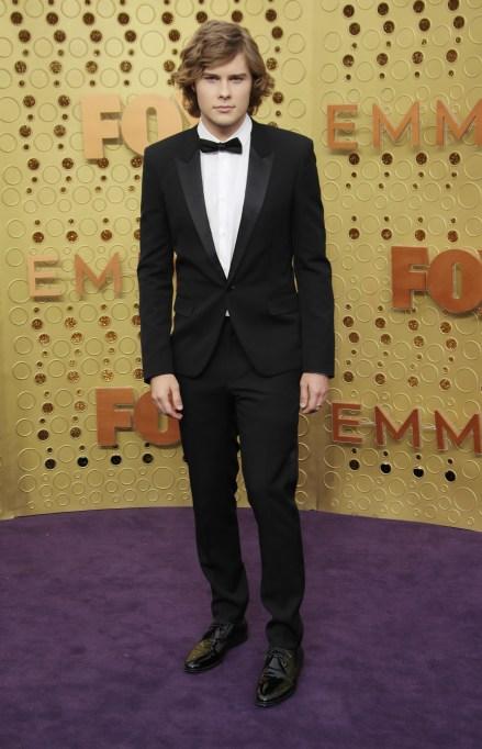 Logan Shroyer71st Annual Primetime Emmy Awards, Arrivals, Microsoft Theatre, Los Angeles, USA - 22 Sep 2019