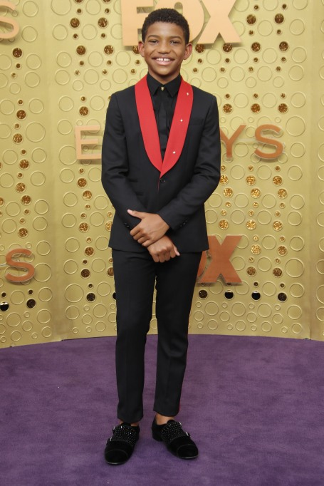 Lonnie Chavis71st Annual Primetime Emmy Awards, Arrivals, Microsoft Theatre, Los Angeles, USA - 22 Sep 2019