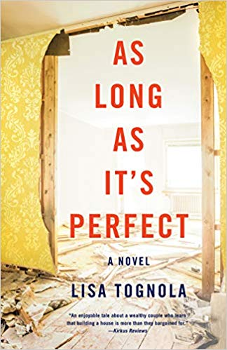 'As Long As It's Perfect' by Lisa Tognola
