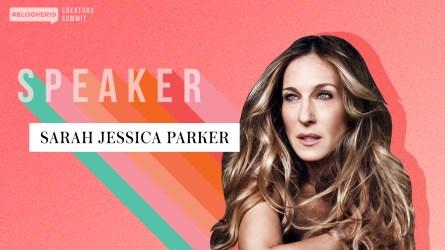 Sarah Jessica Parker BlogHer