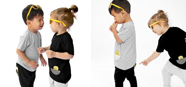 These Gender-Neutral Clothing Lines for Kids Are So Chic: Bash + Sass