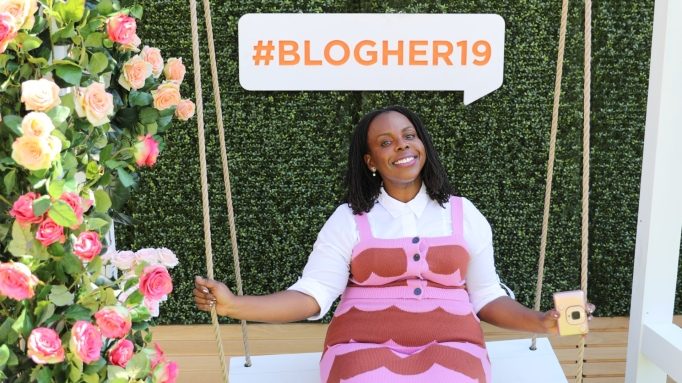 CeCe Olisa BlogHer19