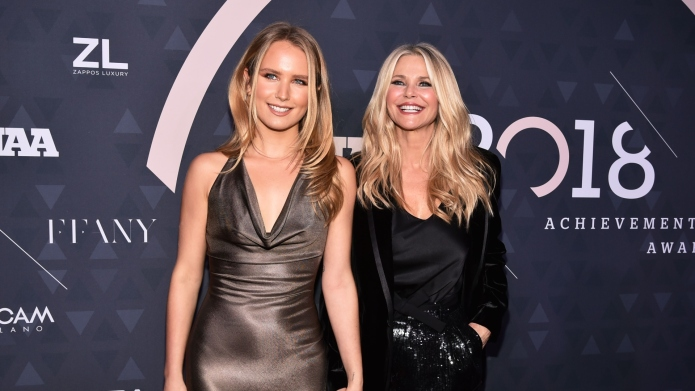 Christie Brinkley Sailor Brinkley