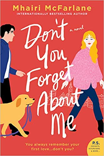 'Don't You Forget About Me' by Mhairi McFarlane