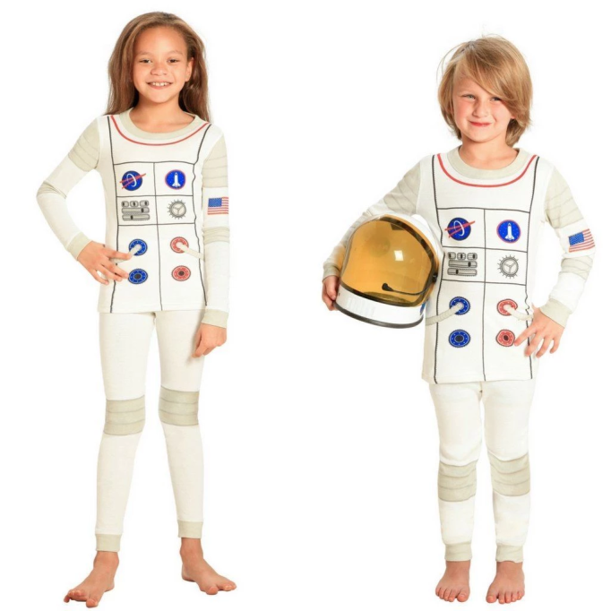 Gender-Neutral Kids Clothing: Fearless Dreamer Pajamas