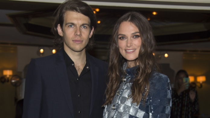 Keira Knightley Stealth Gave Birth 6 Weeks Ago, Says She's Now Pumping All Day