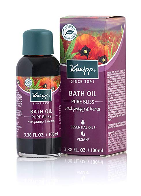 Kneipp-Red-Poppy-Hemp-Herbal-Bath-Oil