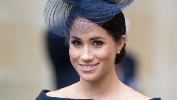 How Meghan Markle Had to Train For Hours Before Having Tea With the Queen