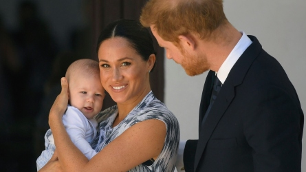 Meghan Markle Archie Prince Harry
