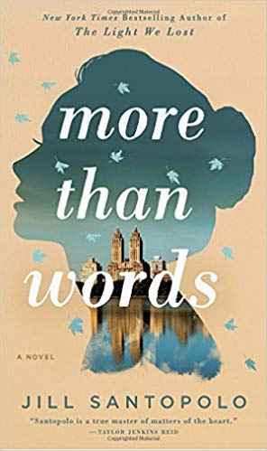 'More Than Words' by Jill Santopolo