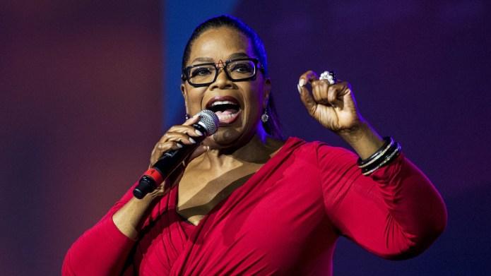 Oprah graduation speech