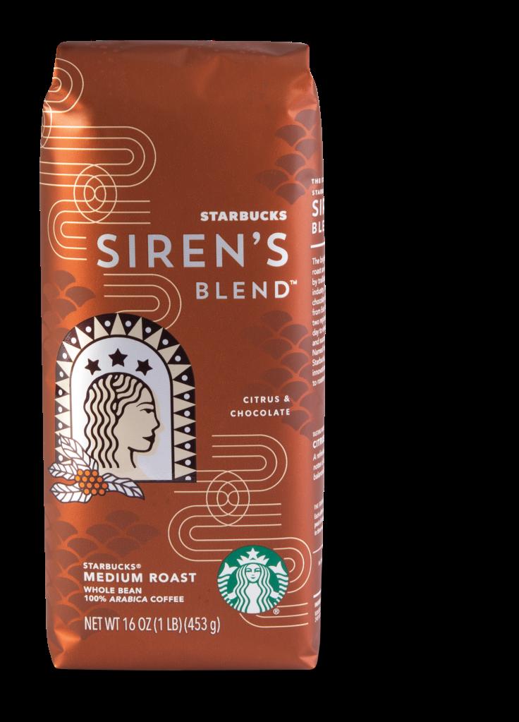 Starbucks Siren's Blend