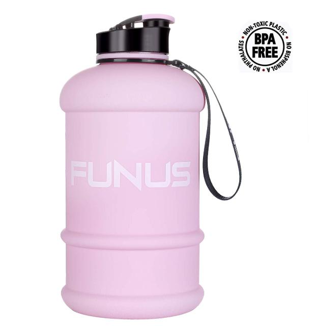 Funus water bottle