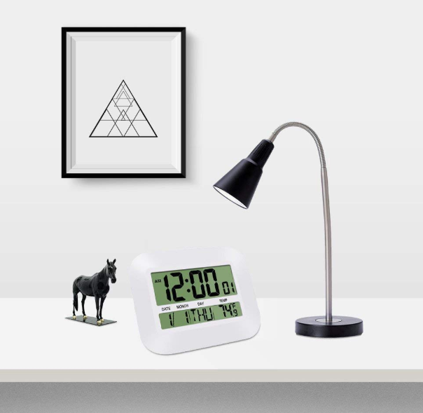 Nursery digital clock