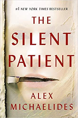 'The Silent Patient' by Alex Michaelides