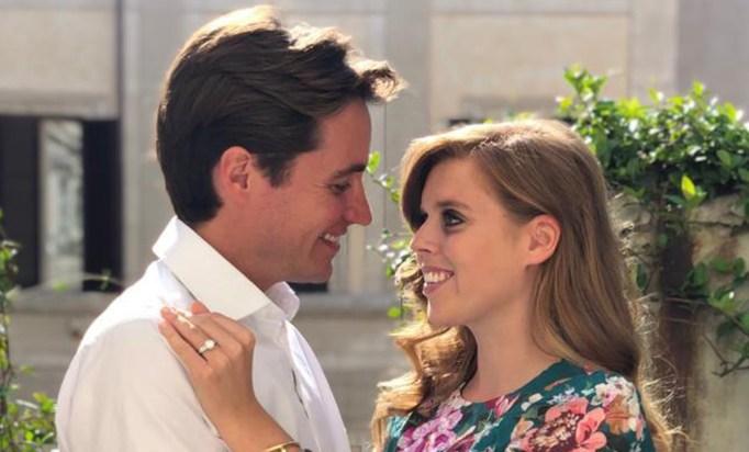 Princess Beatrice and Edoardo Mapelli Mozzi are engaged!
