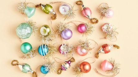Anthropologie ornaments