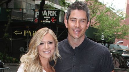 Arie Luyendyk Jr and Lauren Burnham