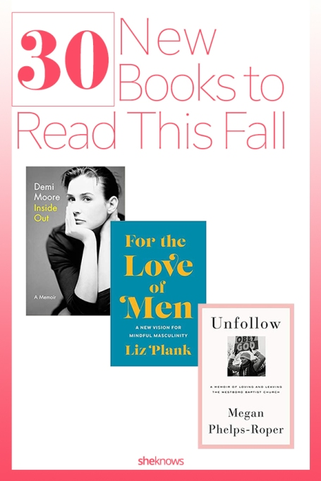 New Books to Read This Fall