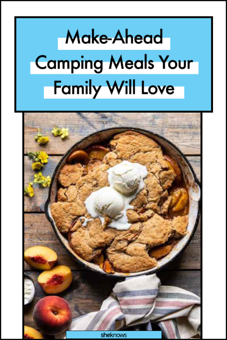 Make-Ahead Camping Meals