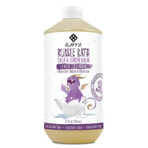 Alaffia Everyday Shea Bubble Bath for Babies & Kids