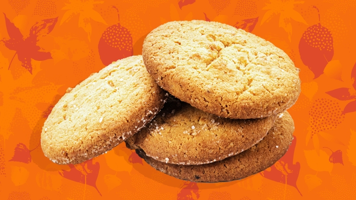 Fall Cookie Recipes You Won't Be