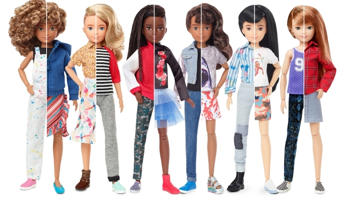 Creatable World Dolls 2019