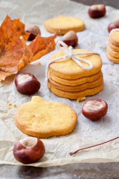 Crunchy Pumpkin Cookies