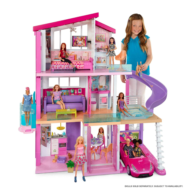 dollhouses-mattel