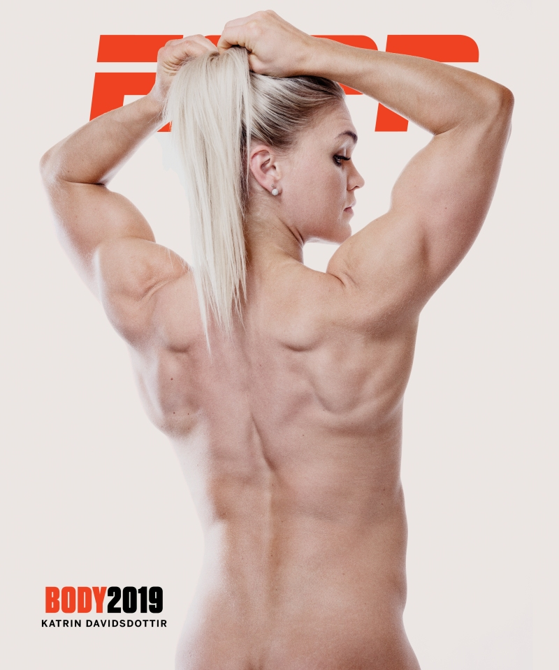 Naked and athletic Powerful Women Athletes Who Stripped Down For Espn S Body Issue Sheknows
