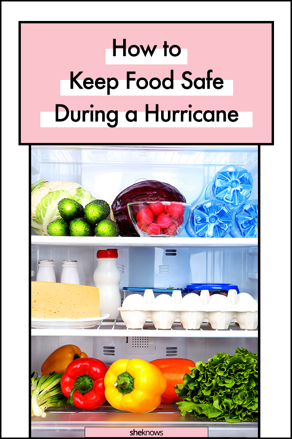 How to Keep Food Safe During a Hurricane