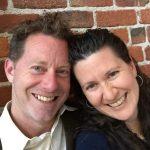 Sarah and Ian Hoffman