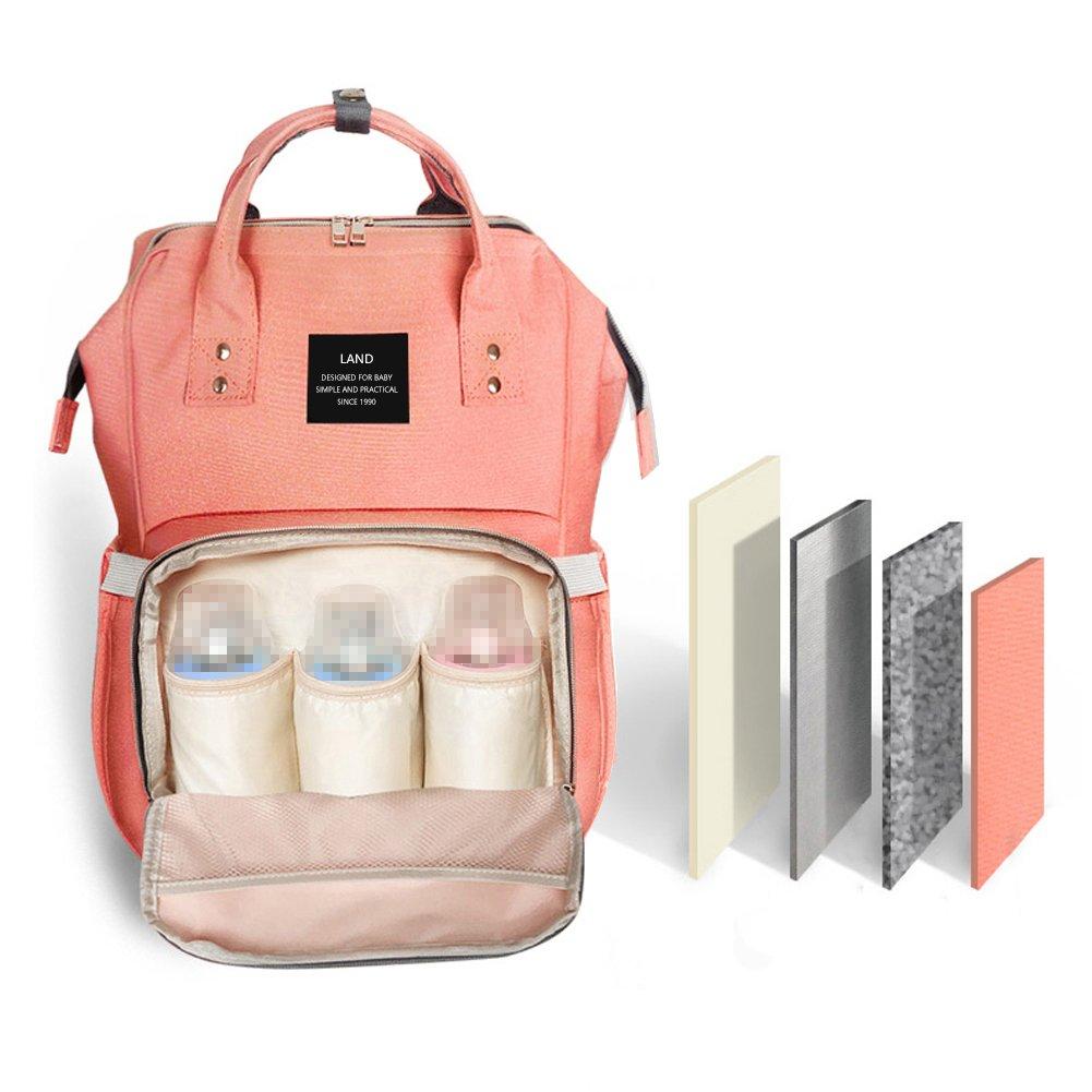 Halova Diaper Bag Backpack