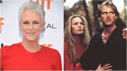 Jamie Lee Curtis; 'The Princess Bride.'