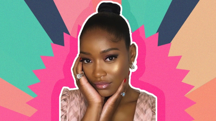 Keke Palmer BlogHer