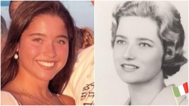 Lola Consuelos and Camilla Consuelos.