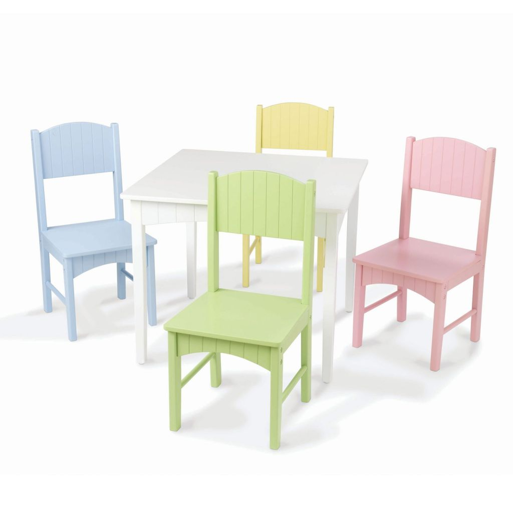 KidKraft Nantucket Table Chairs