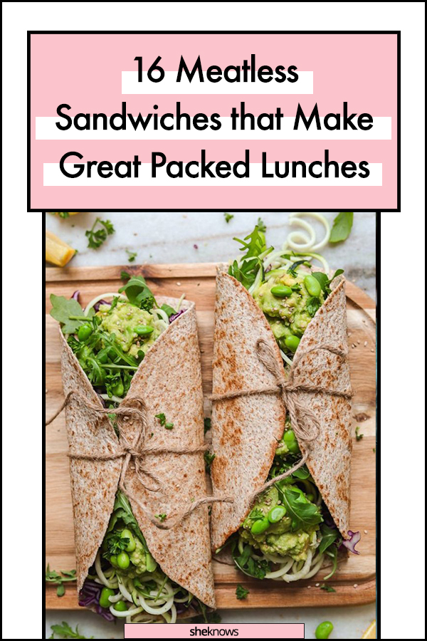 Meatless Sandwiches