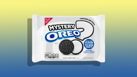 We Tried the New Mystery Oreos