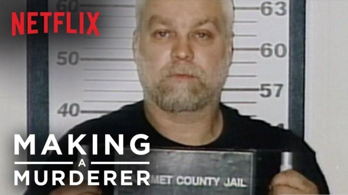 Netflix 'Making a Murderer.'