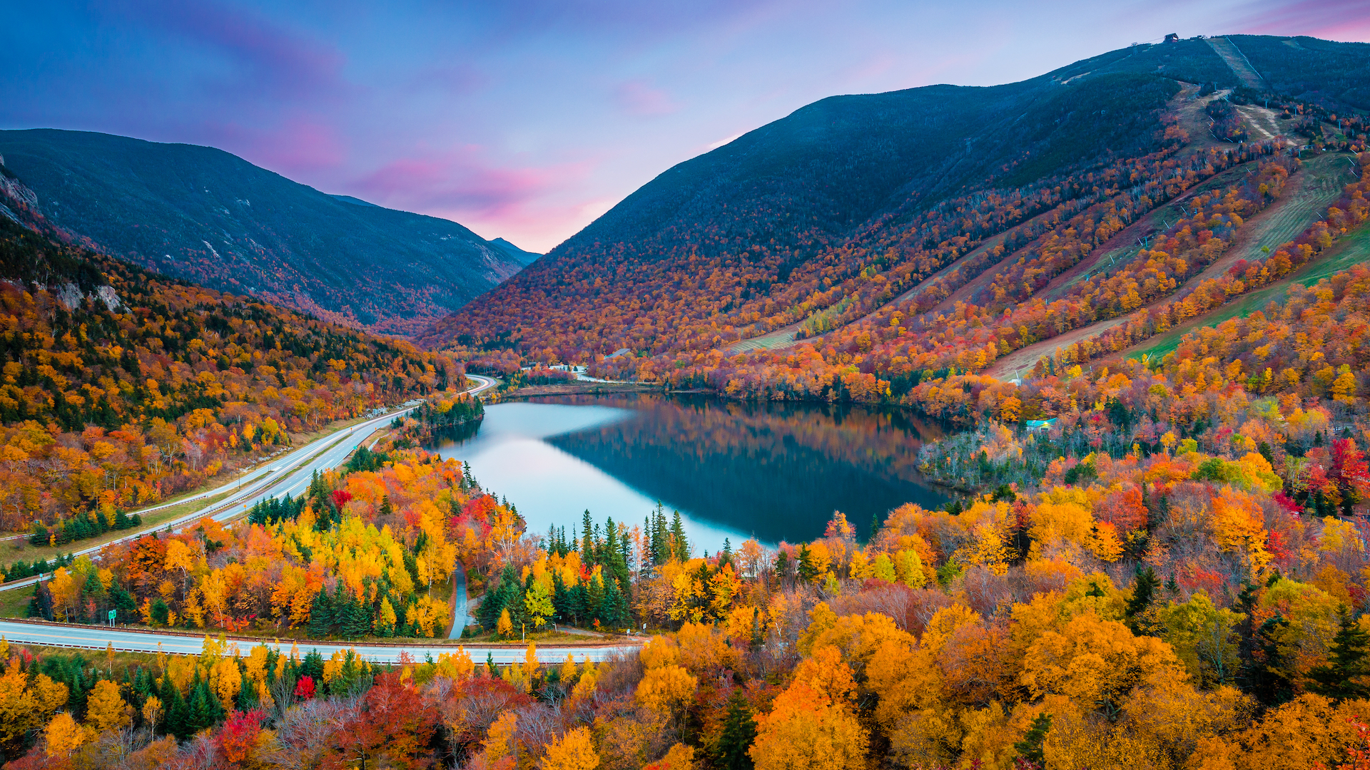 AccuWeather Releases Its U.S. 2019 Fall Foliage Forecast – SheKnows