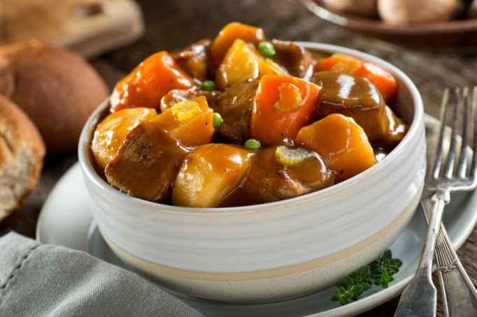 Instant Pot Paleo Irish Stew