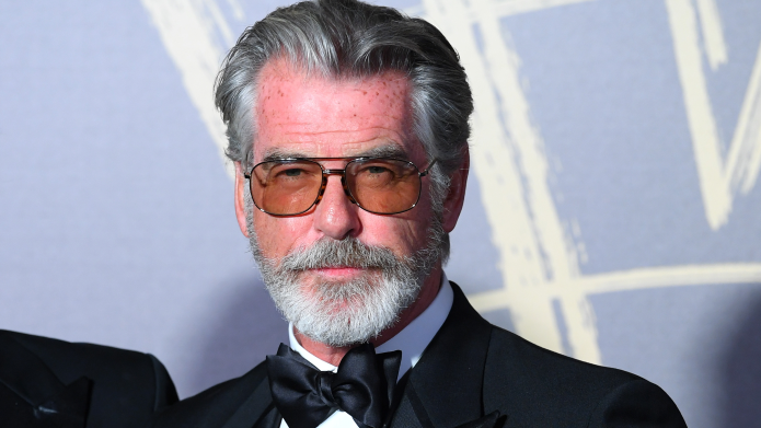 Pierce Brosnan's 18-Year-Old Son, Paris, Is His Actual Double